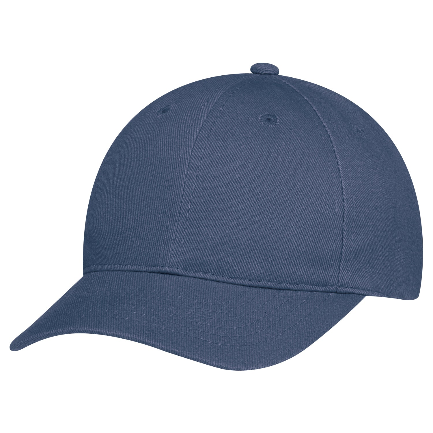 STOCK HEAVYWEIGHT BRUSHED COTTON DRILL HAT