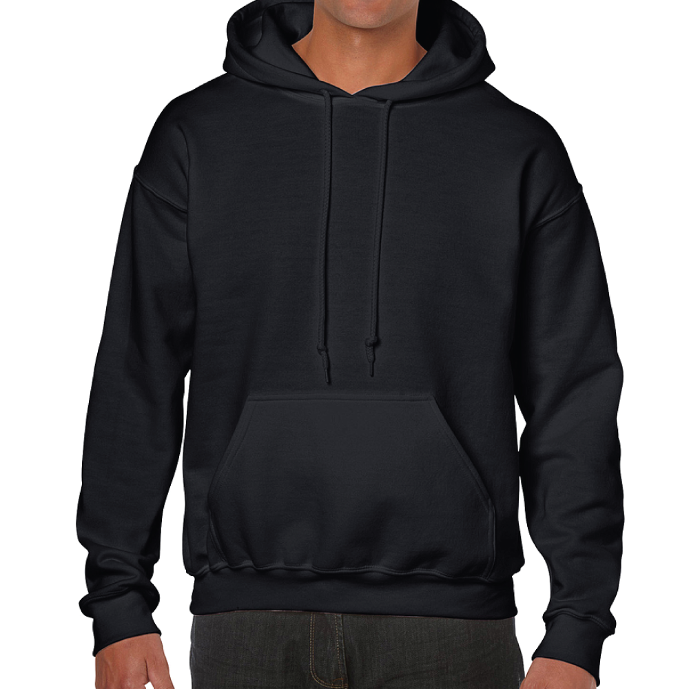 MILLTEX ADULT POLY PERFORMANCE HOODY