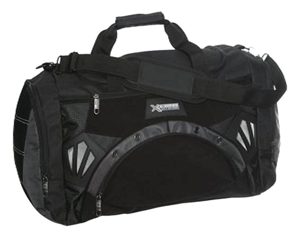 WHITERIDGE NERO DUFFLE BAG