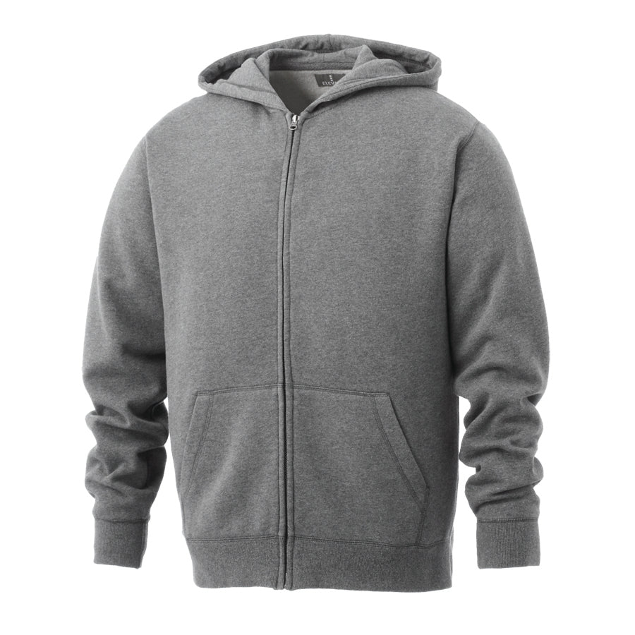 ELEVATE YOUTH HURON FULL ZIP FLEECE HOODY