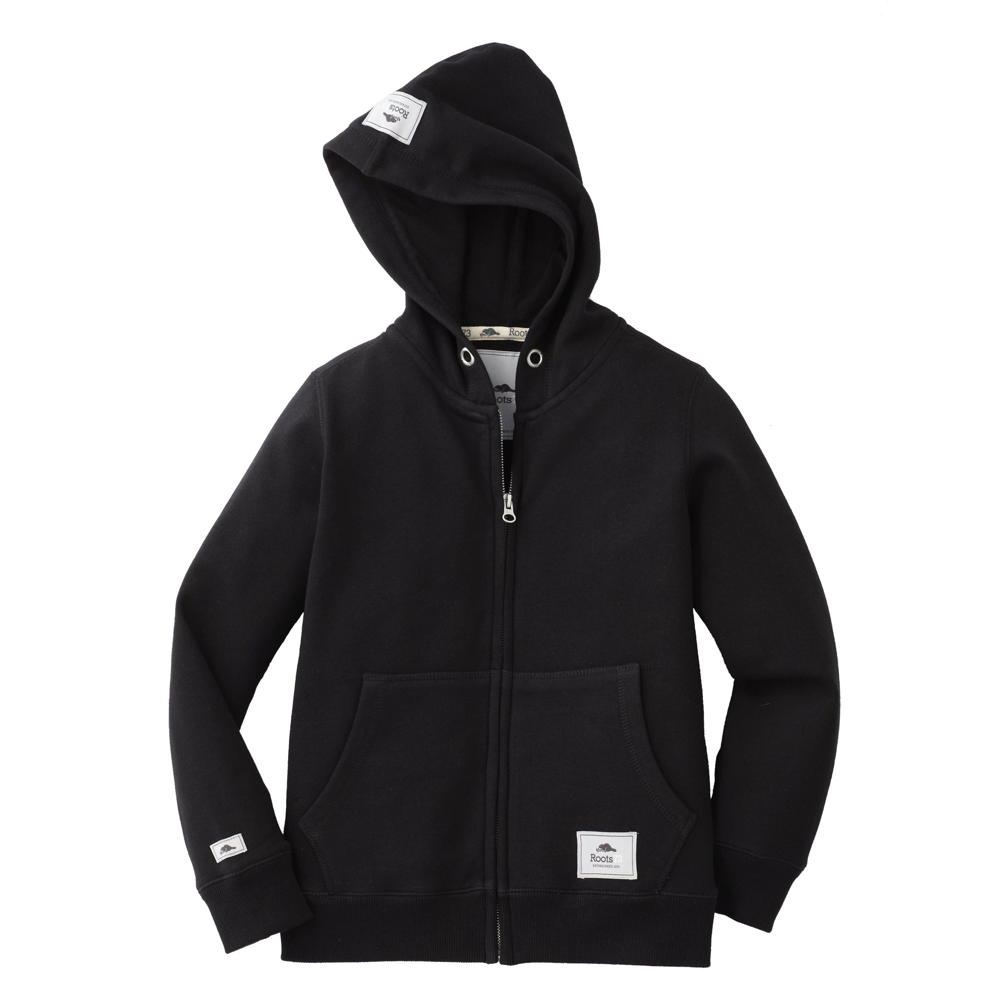 ROOTS73 YOUTH BROCKTON FLEECE HOODY