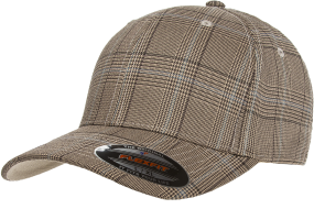 FLEXFIT GLEN CHECK HAT
