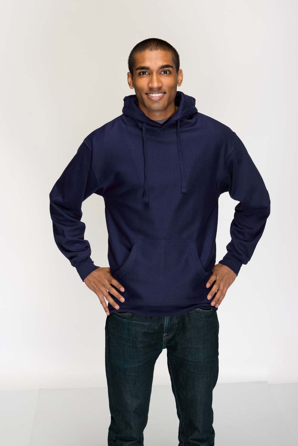 ADULT MID WEIGHT CLASSIC HOODIE