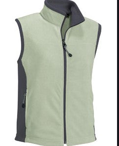 NORTH END LADIES MICROFLEECE VEST
