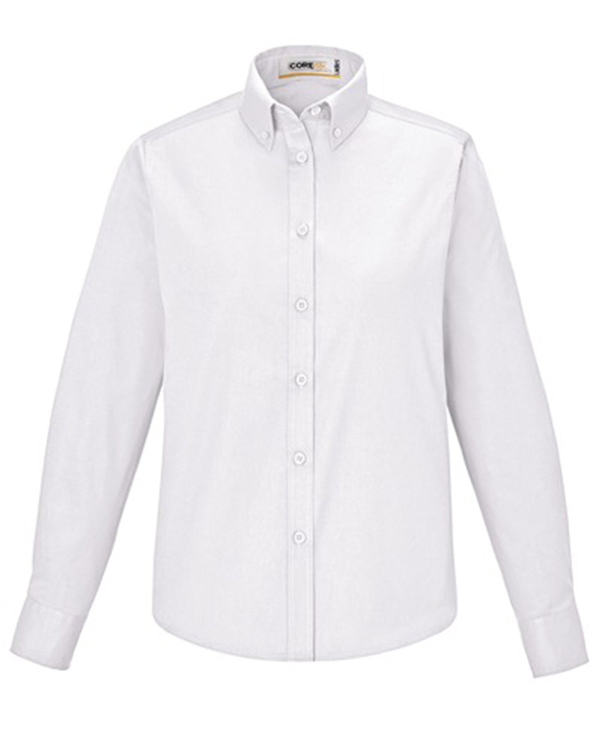 CORE 365 LADIES OPERATE LONG SLEEVE TWILL DRESS SHIRT