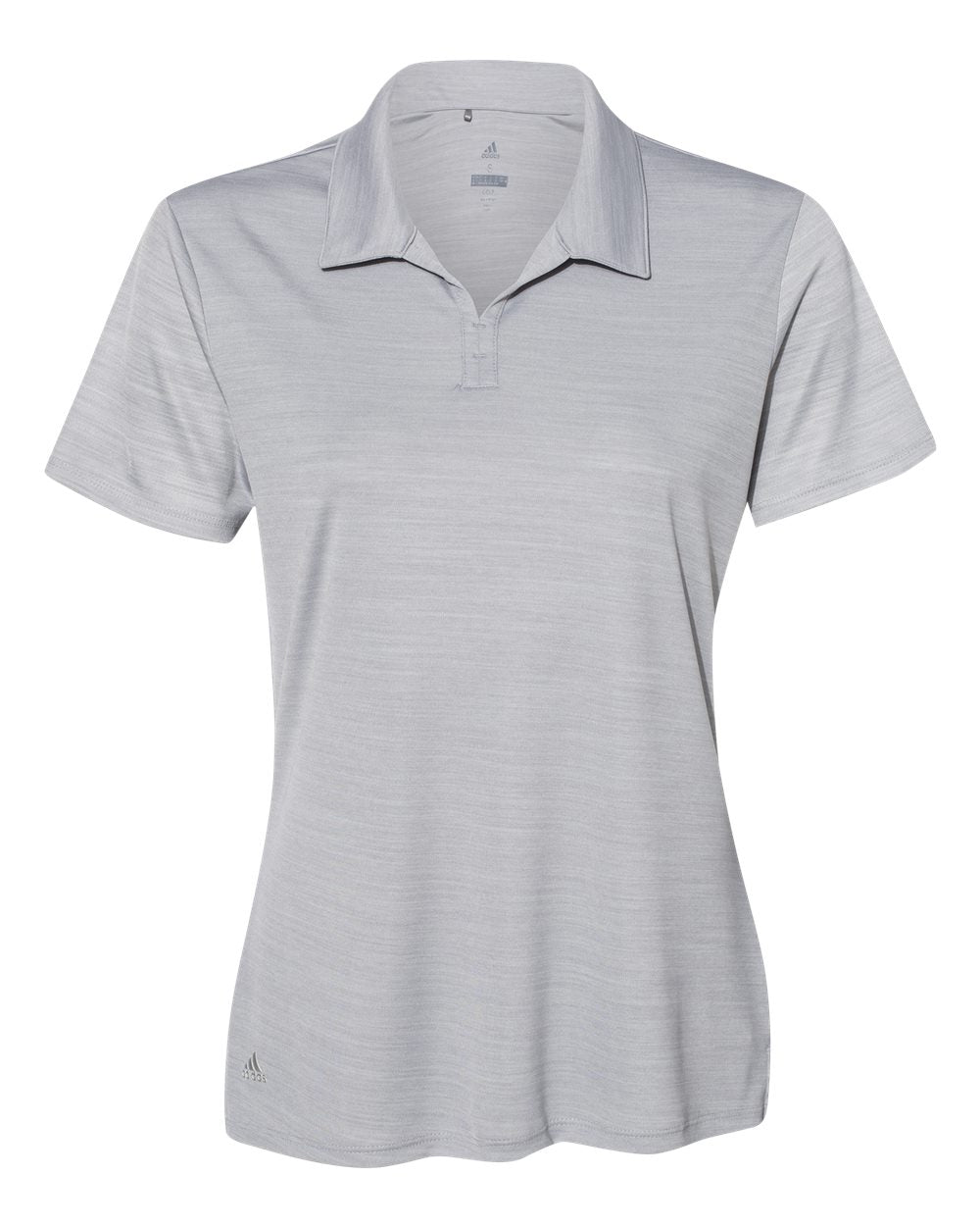 ADIDAS LADIES MELANGE POLO