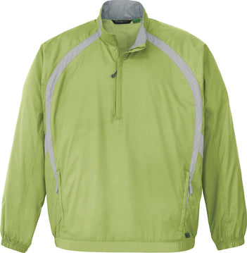 NORTH END MEN'S RECYCLED POLYESTER DOBBY LIGHTWEIGHT WINDSHIRT