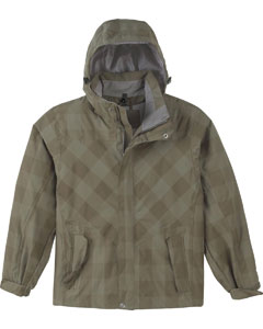 NORTH END MEN'S PERFORMANCE SEAM-SEALED JACKET
