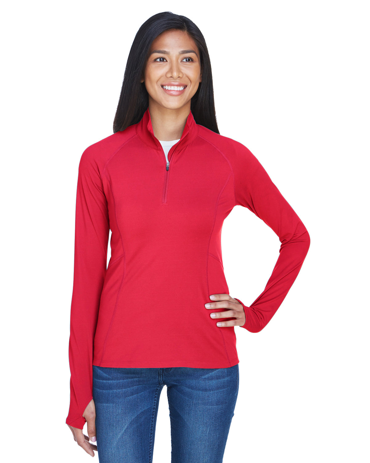 MARMOT® LADIES MEGHAN HALF ZIP