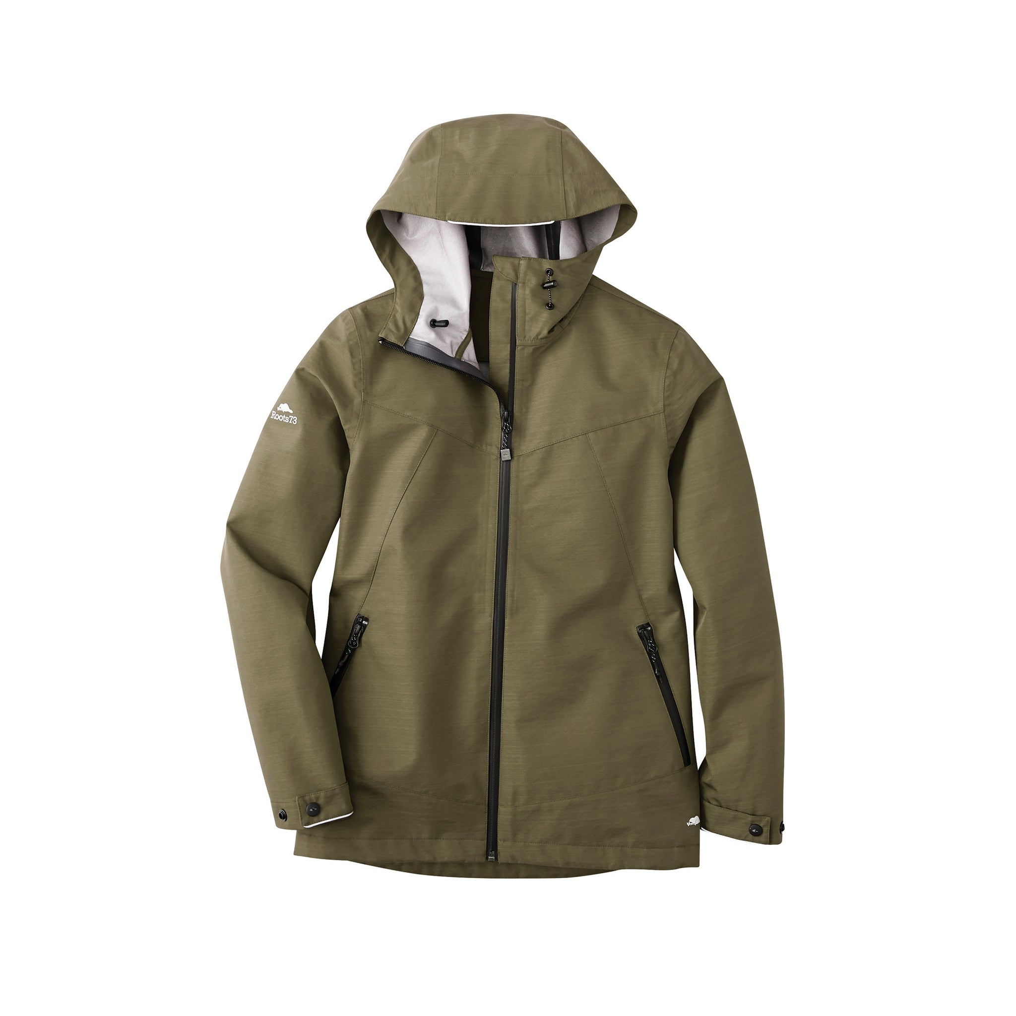 ROOTS73 LADIES SHORELINE SOFT SHELL JACKET