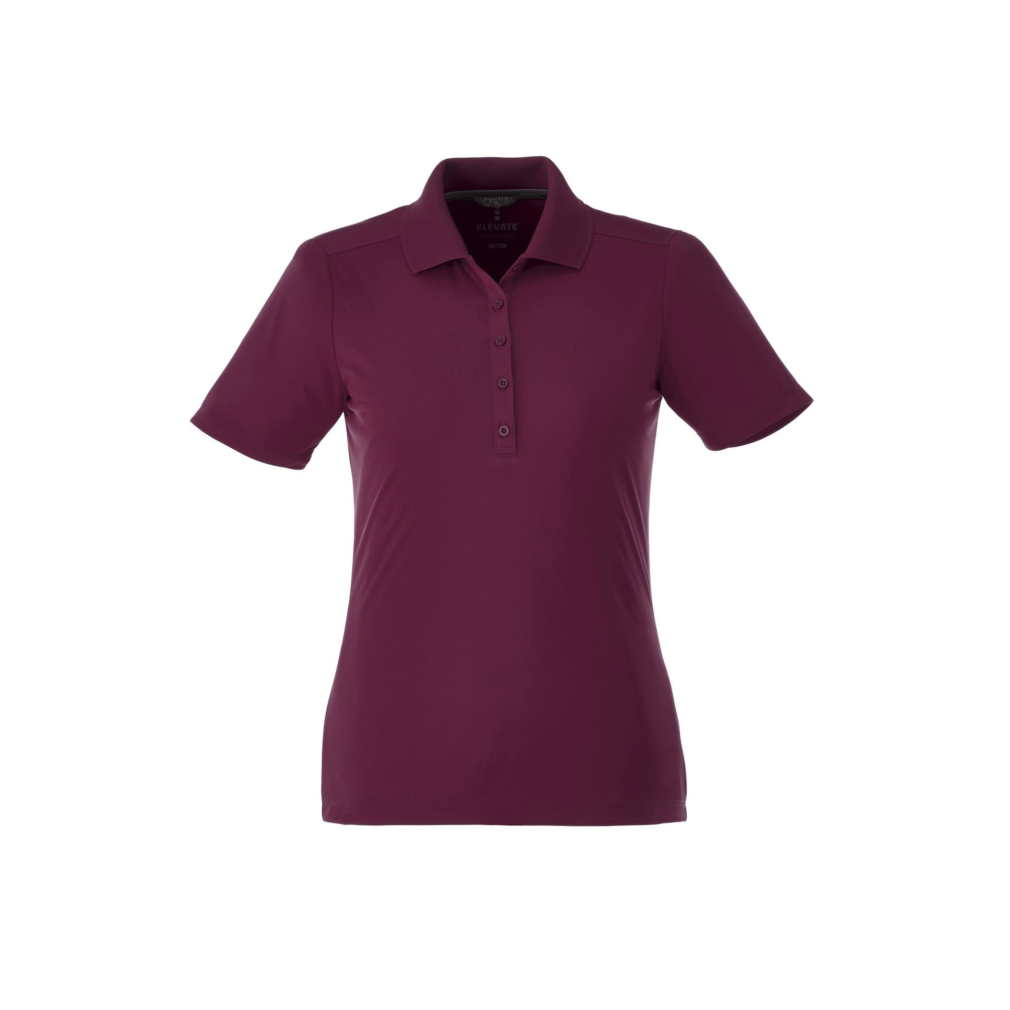 ELEVATE LADIES DADE SHORT SLEEVE POLO