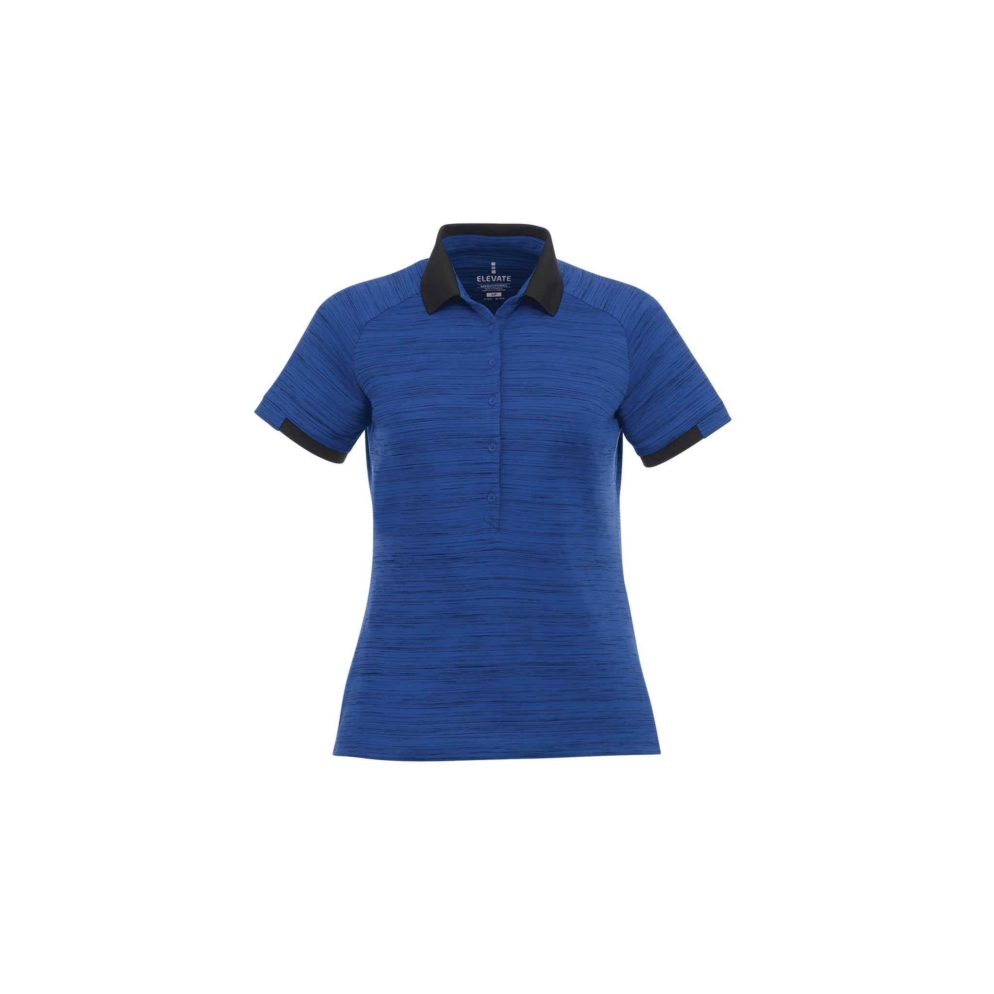 ELEVATE LADIES EMORY SHORT SLEEVE POLO