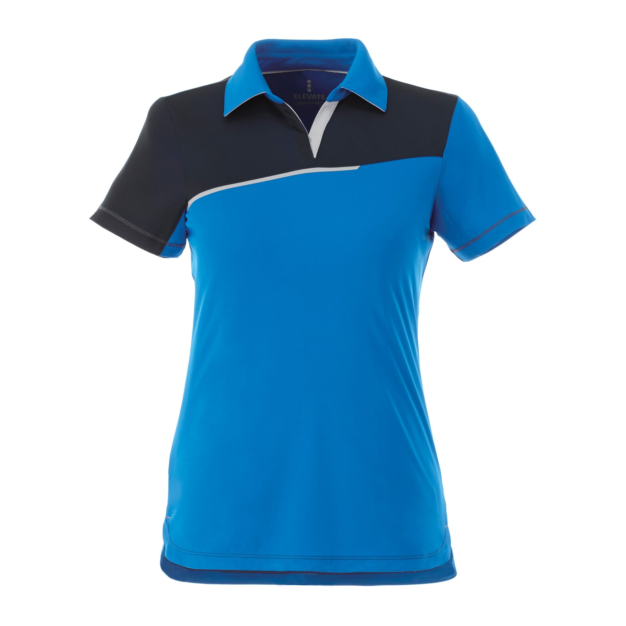 ELEVATE LADIES PRATER SHORT SLEEVE POLO