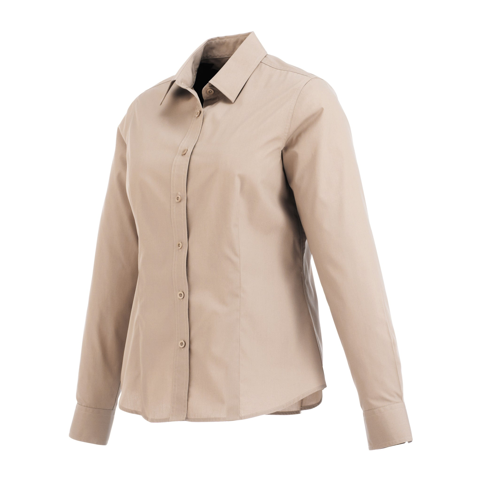 ELEVATE LADIES PRESTON LONG SLEEVE DRESS SHIRT
