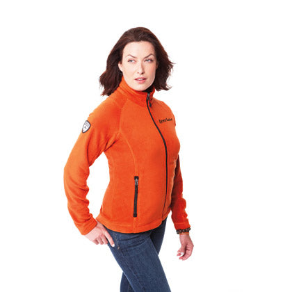 ROOTS73 LADIES DEERLAKE MICRO FLEECE JACKET