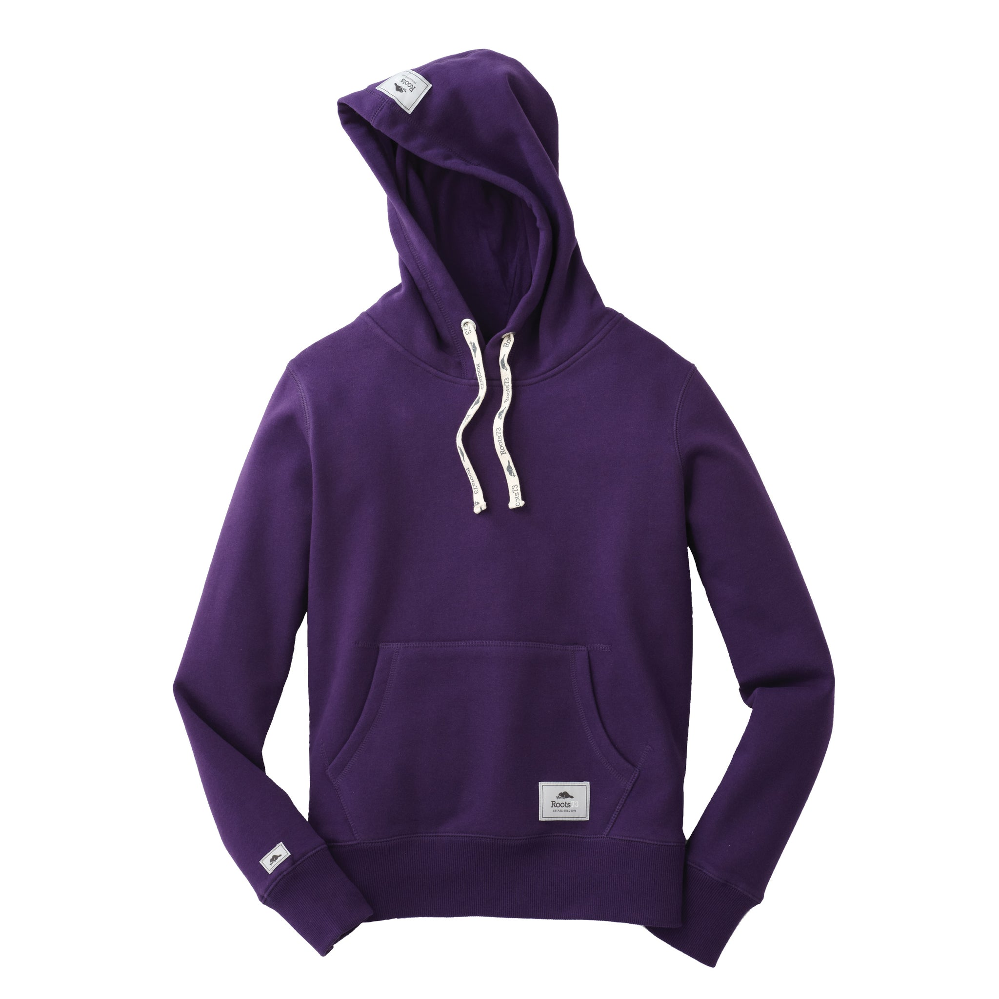 ROOTS73 LADIES CRESTON FLEECE HOODY