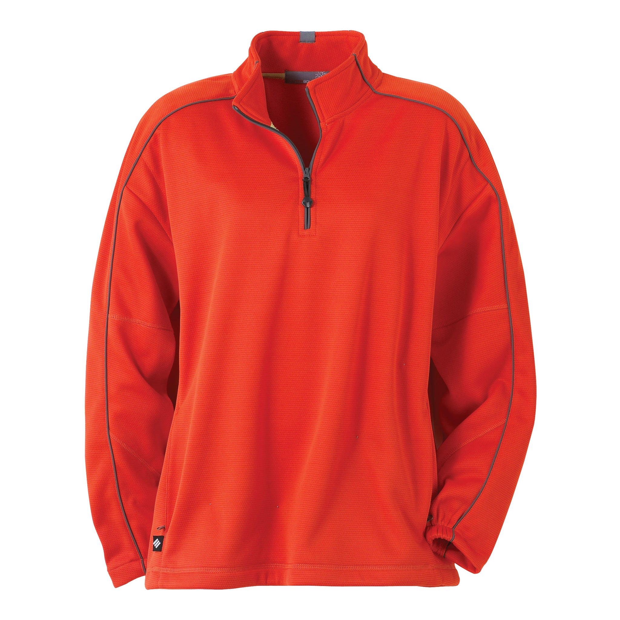 f740590be4cc OUTER BOUNDARY LADIES 1 4 ZIP BONDED FLEECE JACKET