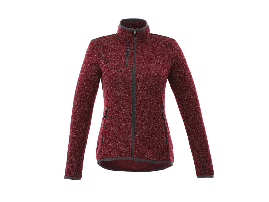 ELEVATE LADIES TREMBLANT KNIT JACKET