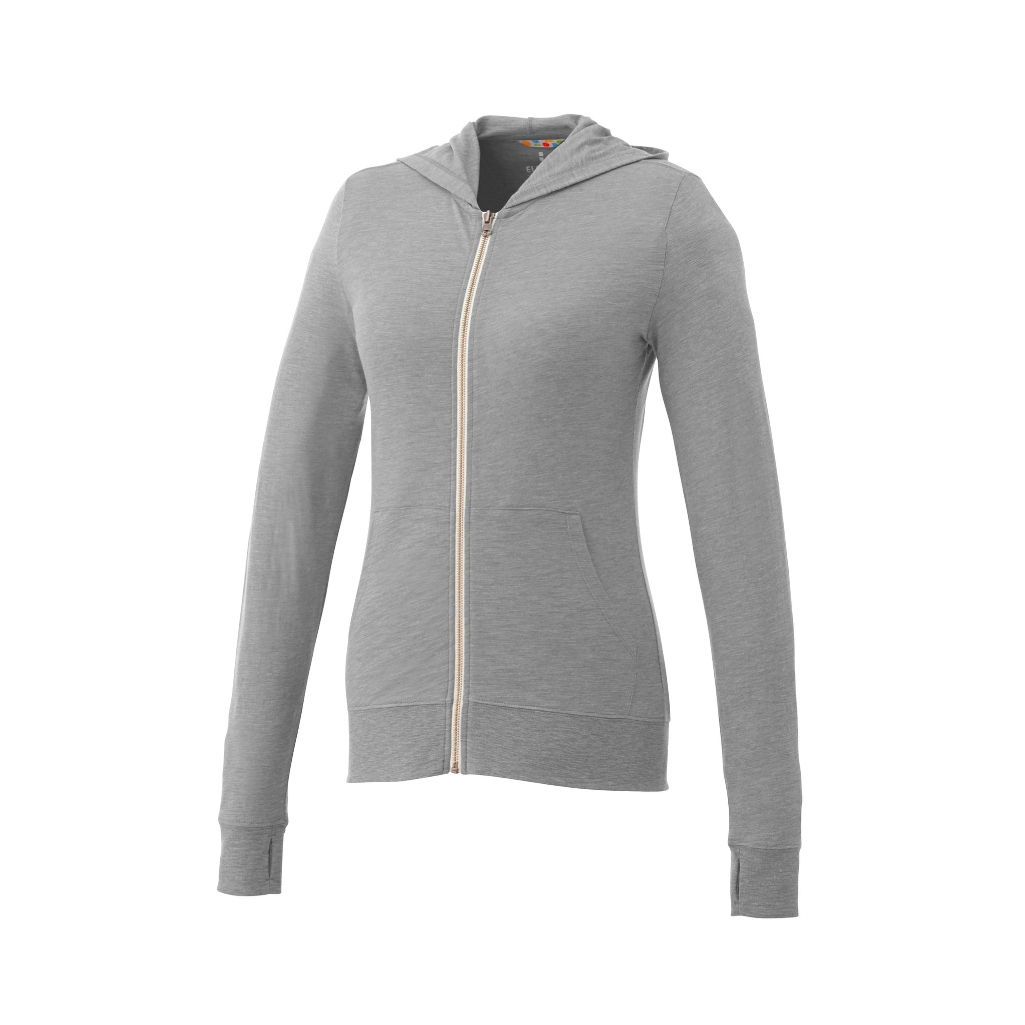 TRIMARK LADIES GARNER KNIT FULL ZIP HOODY