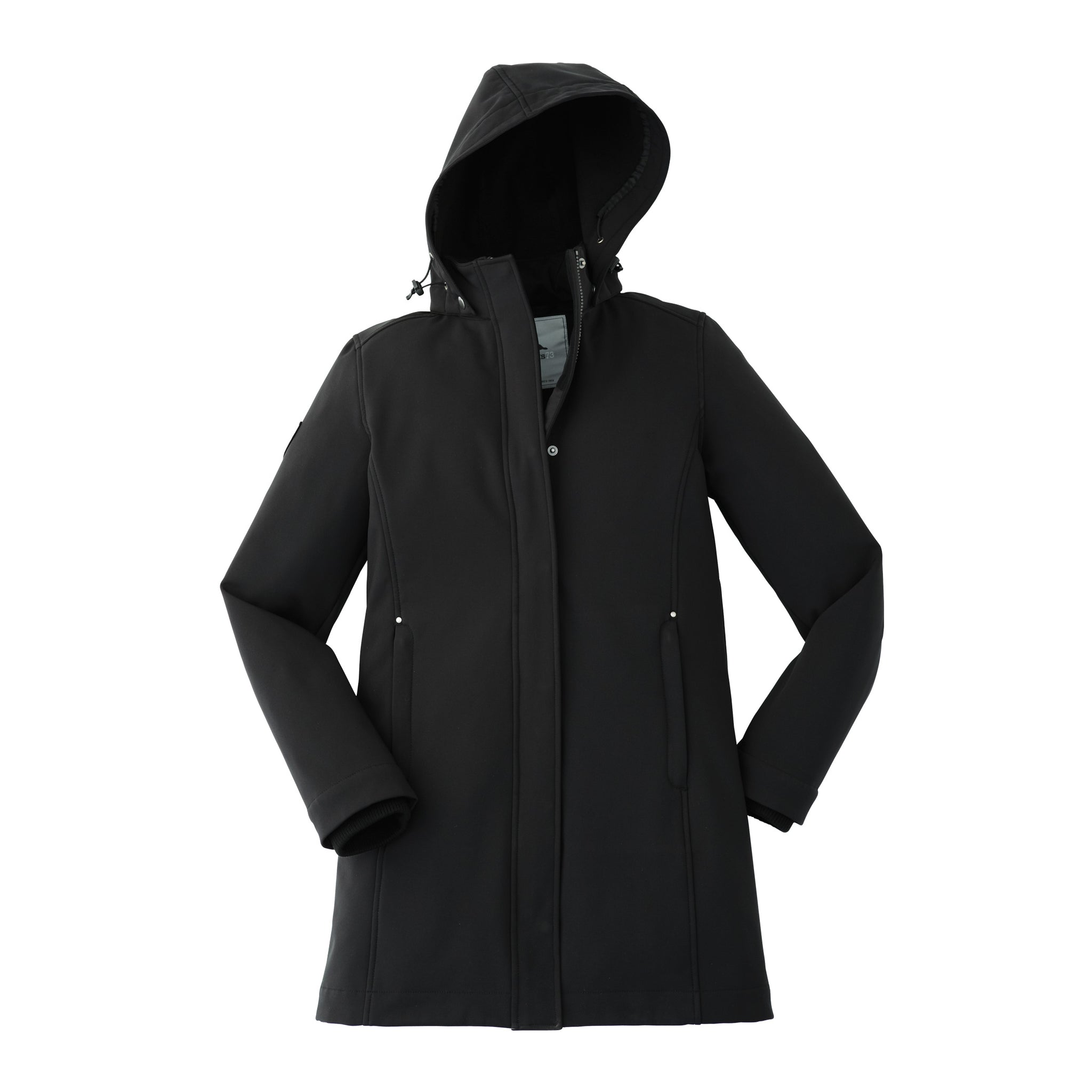 ROOTS73 LADIES ELKPOINT SOFT SHELL JACKET