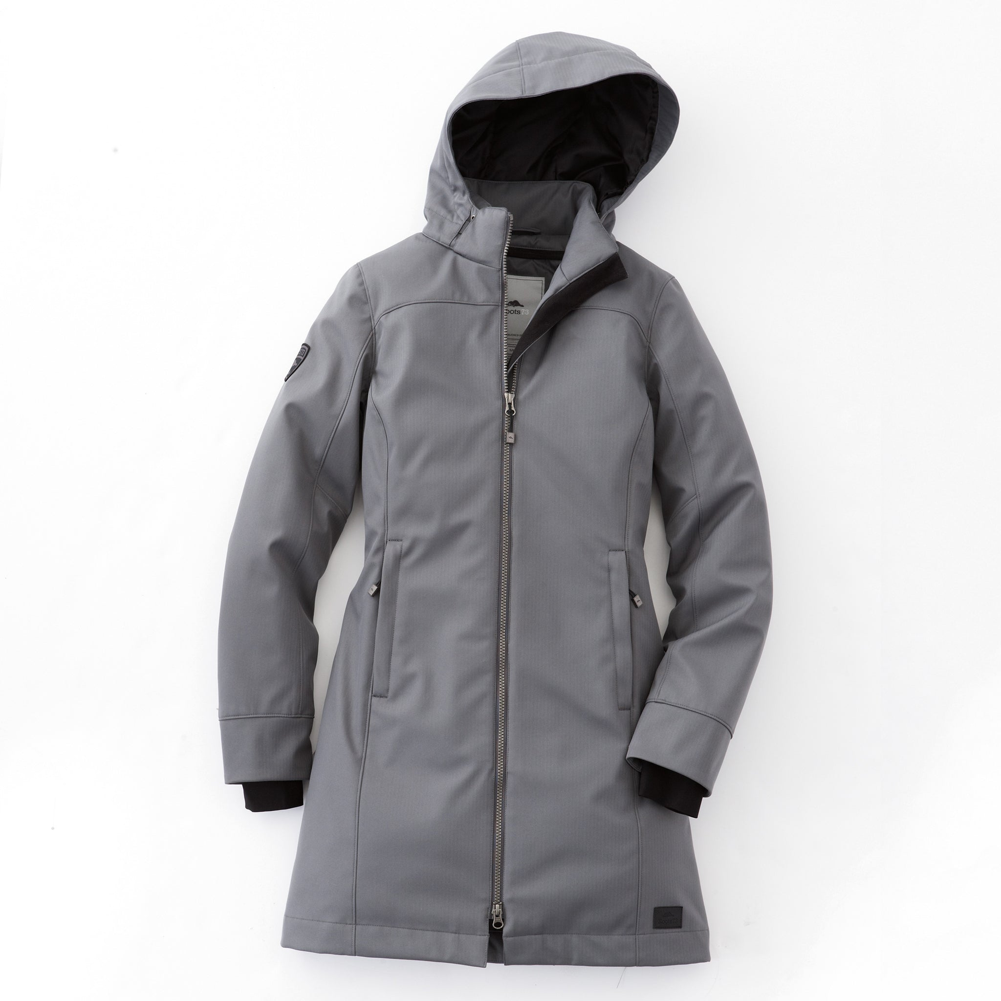 ROOTS73 LADIES NORTHLAKE INSULATED SOFT SHELL JACKET
