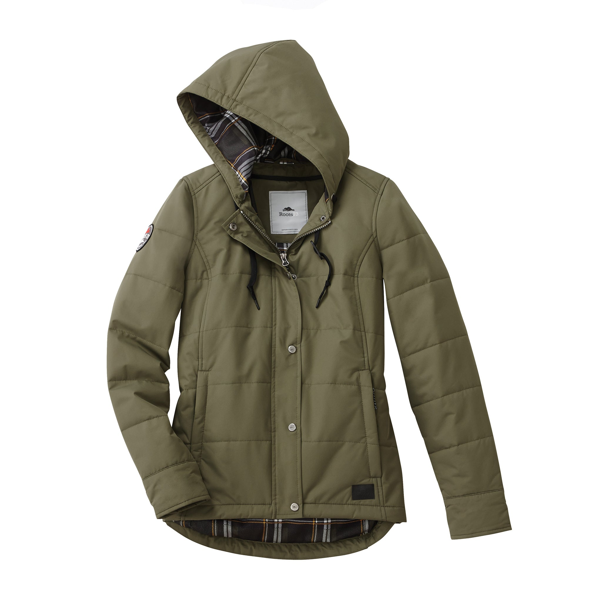 ROOTS73 LADIES GRAVENHURST INSULATED JACKET