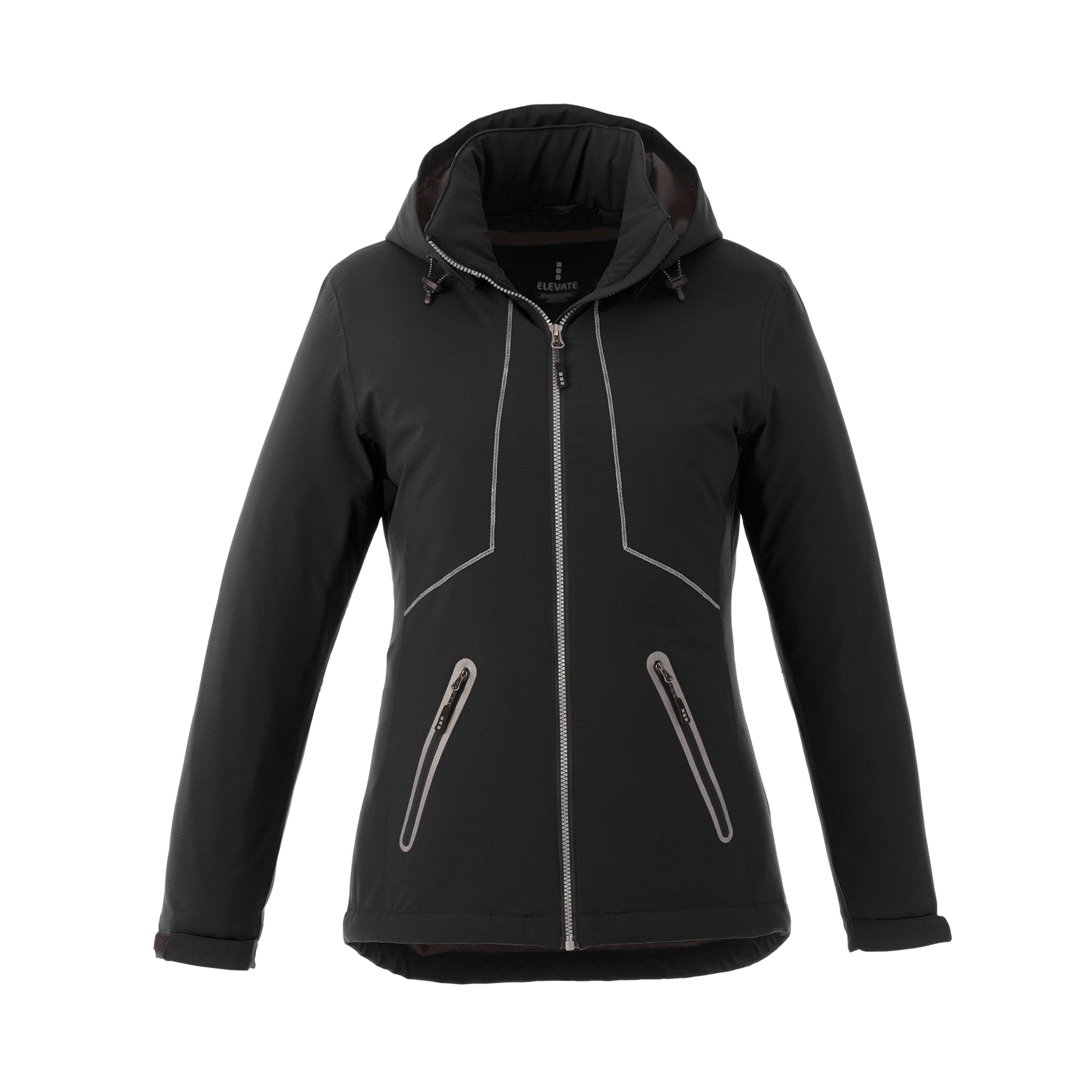 ELEVATE LADIES MANTIS INSULATED SOFT SHELL JACKET