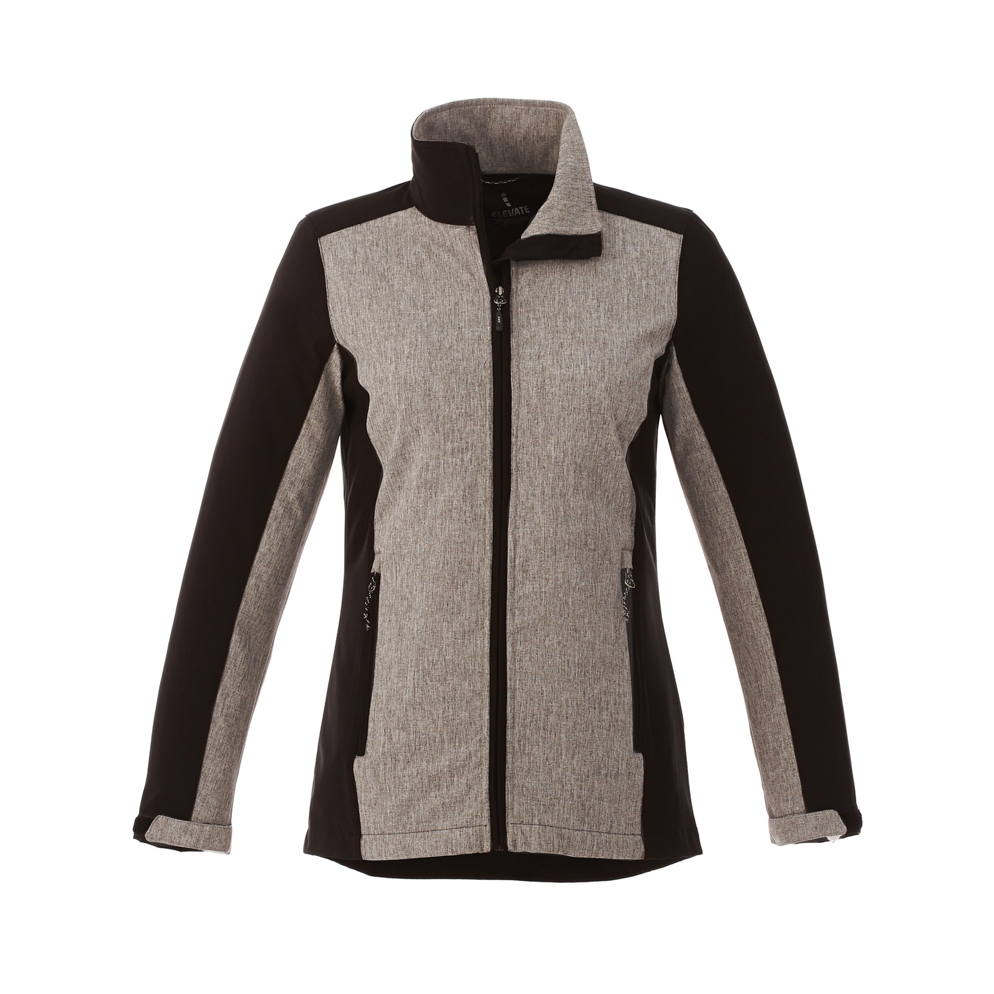 ELEVATE LADIES VESPER SOFT SHELL JACKET