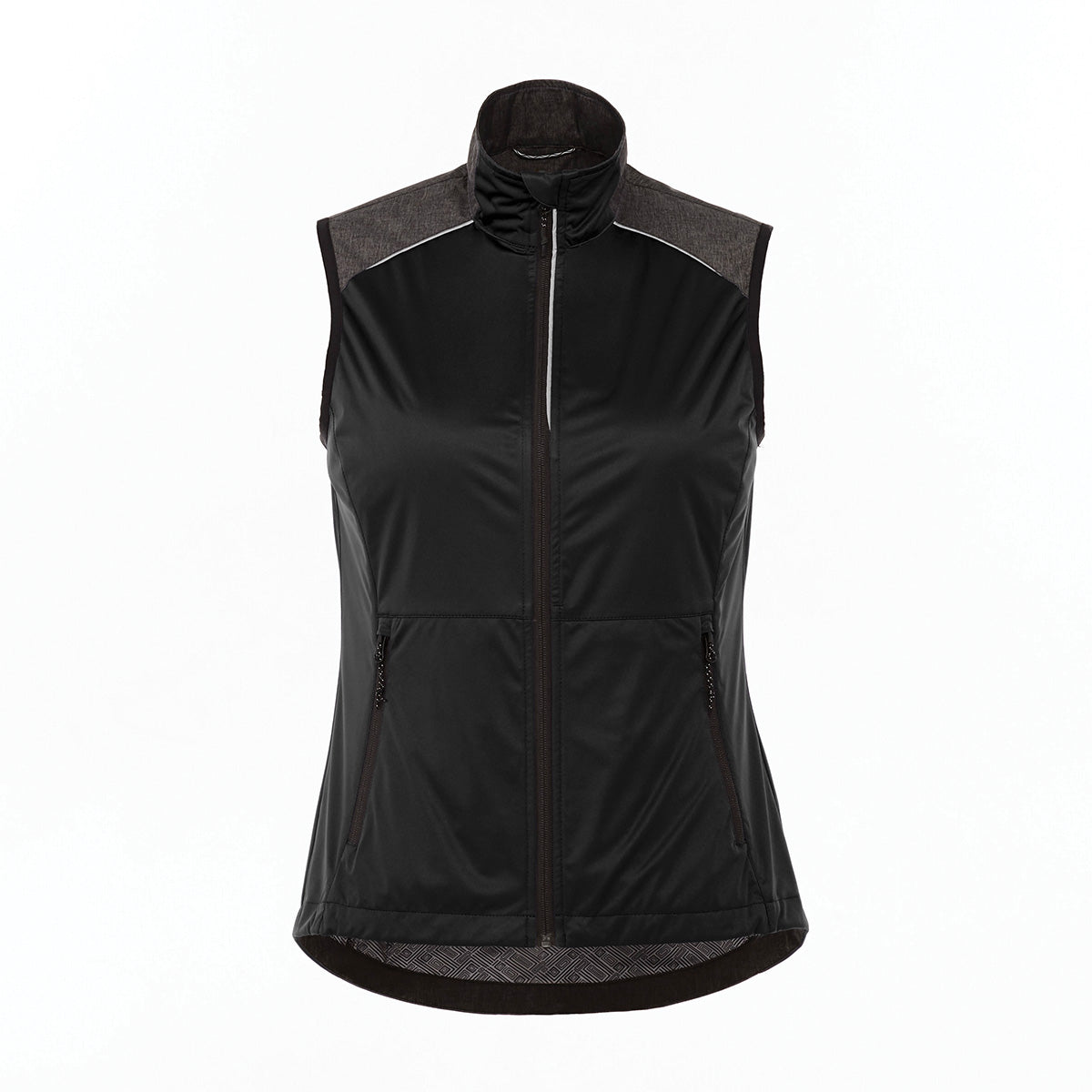 ELEVATE LADIES NASAK HYBRID SOFTSHELL VEST