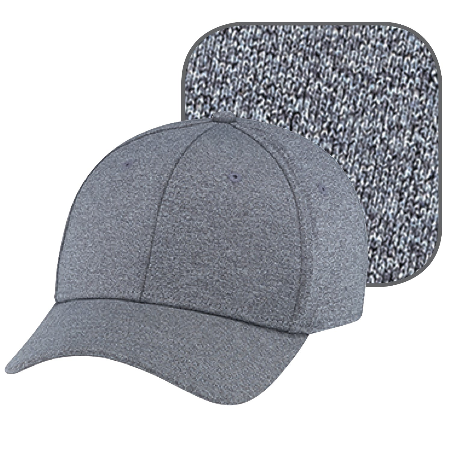 AJM POLYESTER HEATER AND SPANDEX HAT