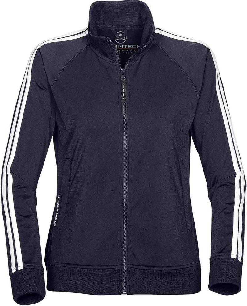 STORMTECH LADIES SELECT PERFORMANCE KNIT JACKET