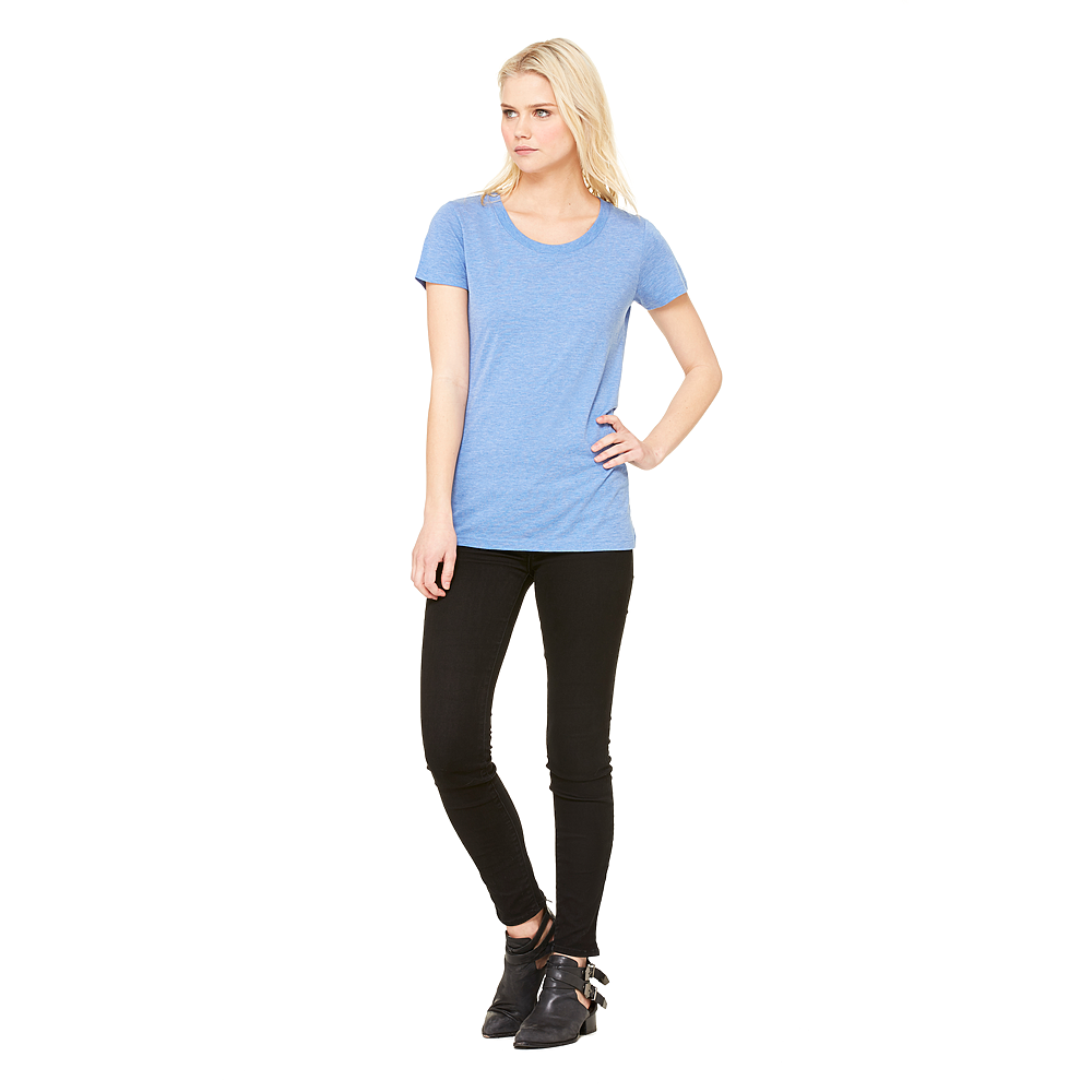 BELLA + CANVAS® LADIES TRIBLEND S/S TEE