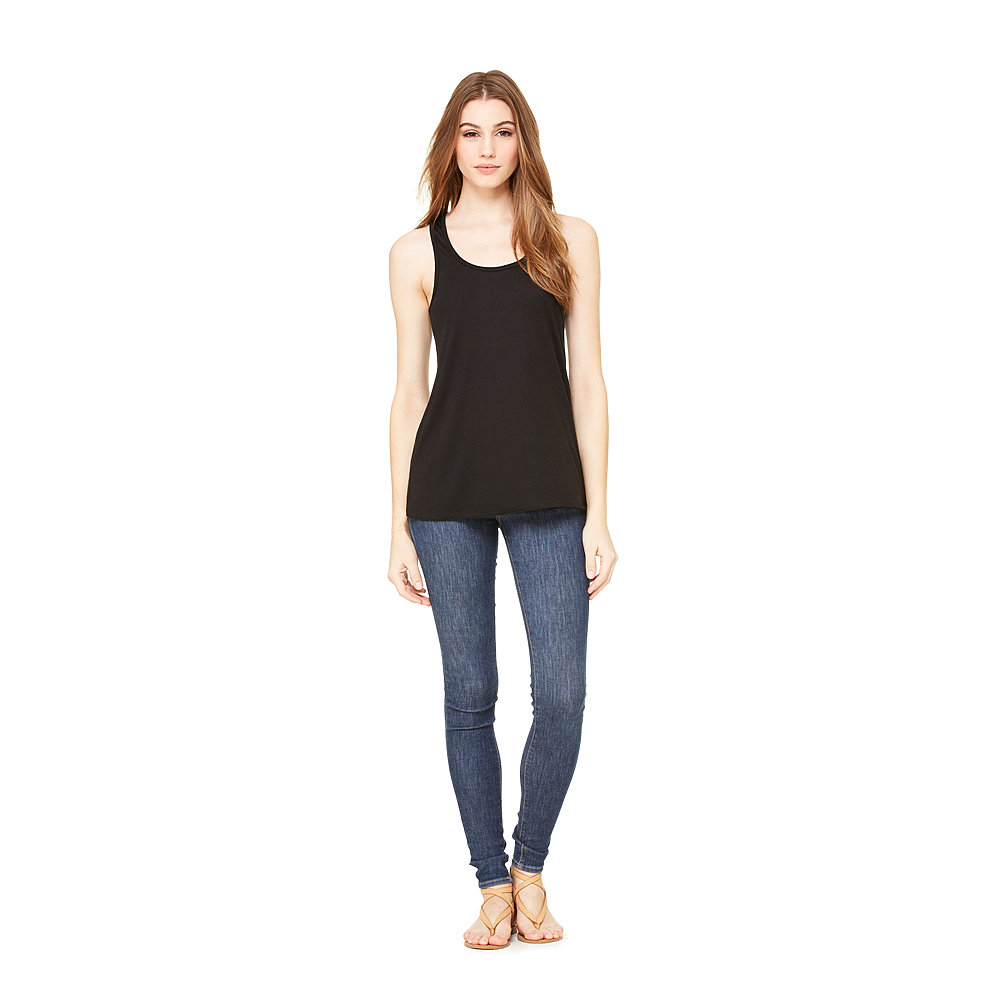 BELLA + CANVAS® LADIES FLOWY RACERBACK TANK