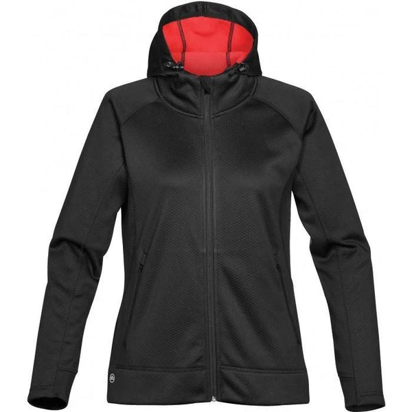 STORMTECH LADIES TACTIX BONDED FLEECE HOODY