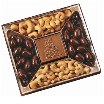 TAYLOR & GRANT SMALL CUSTOM CHOCOLATE CONFECTIONS GIFT BOX