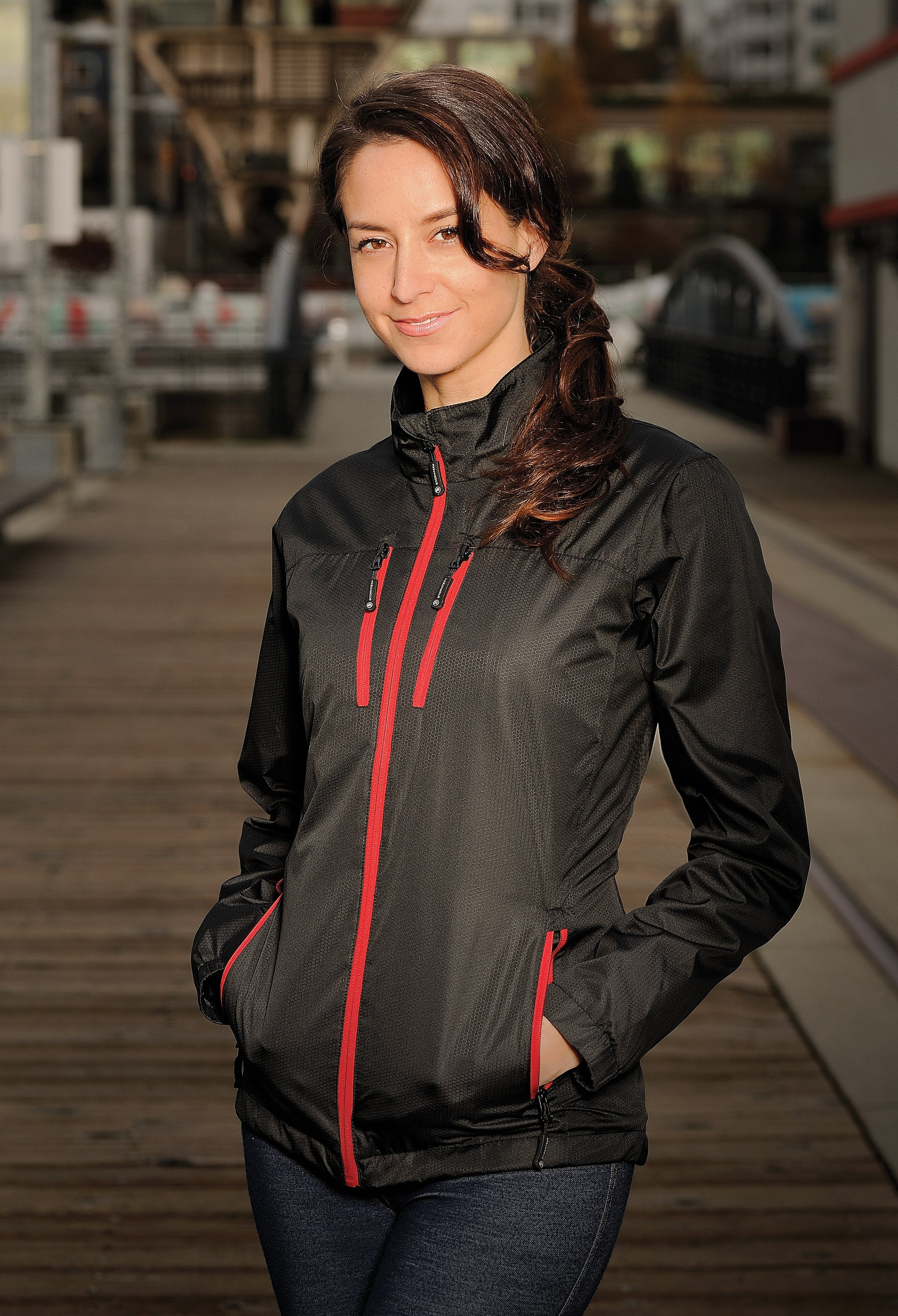 STORMTECH LADIES MISTRAL SHELL JACKET
