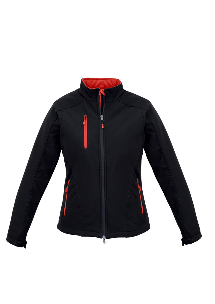 LADIES LUGANO INSULATED SOFT SHELL JACKET