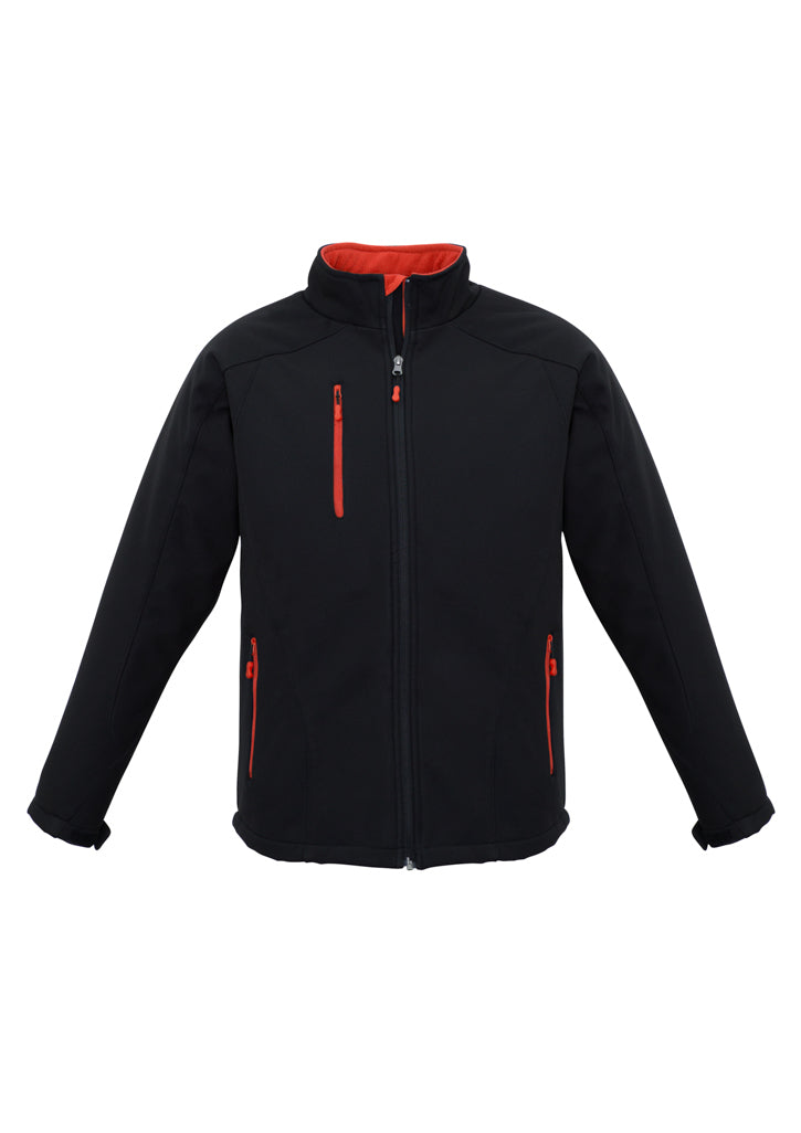 MEN'S LUGANO INSULATED SOFT SHELL JACKET