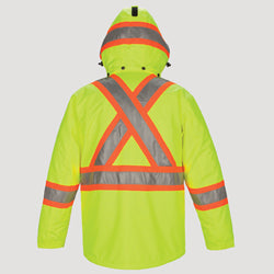 CANADA SPORTSWEAR MEN'S HI-VIS INSULATED PARKA