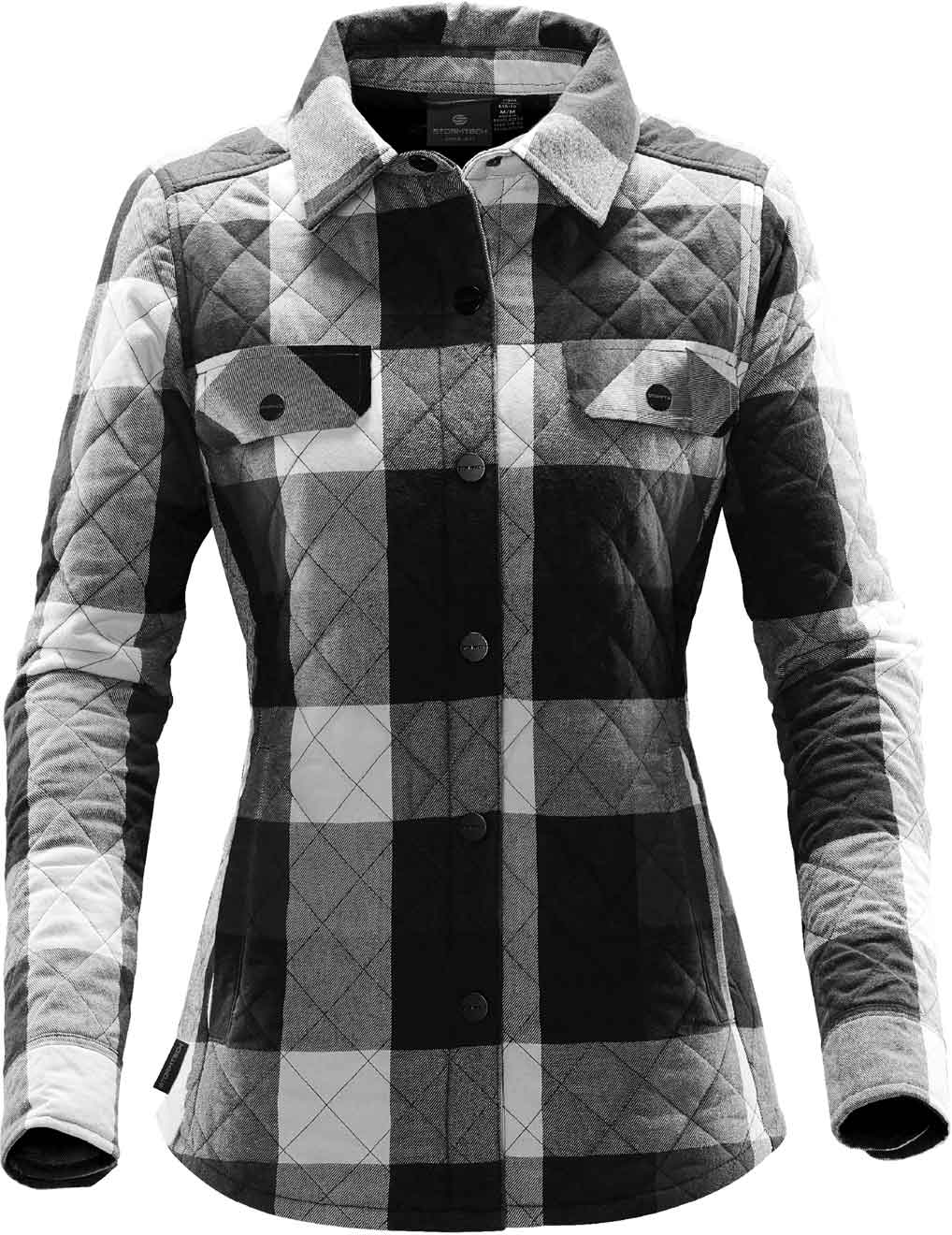 WOMEN'S NORTH BEACH PLAID SHACKET