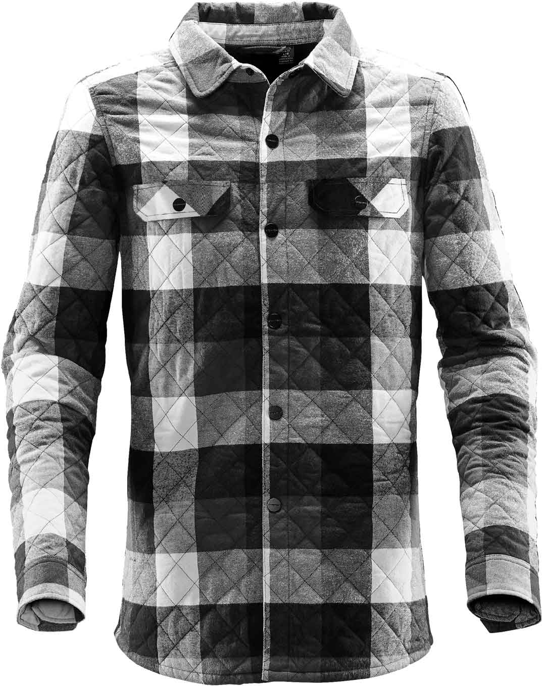 MEN'S NORTH BEACH PLAID SHACKET