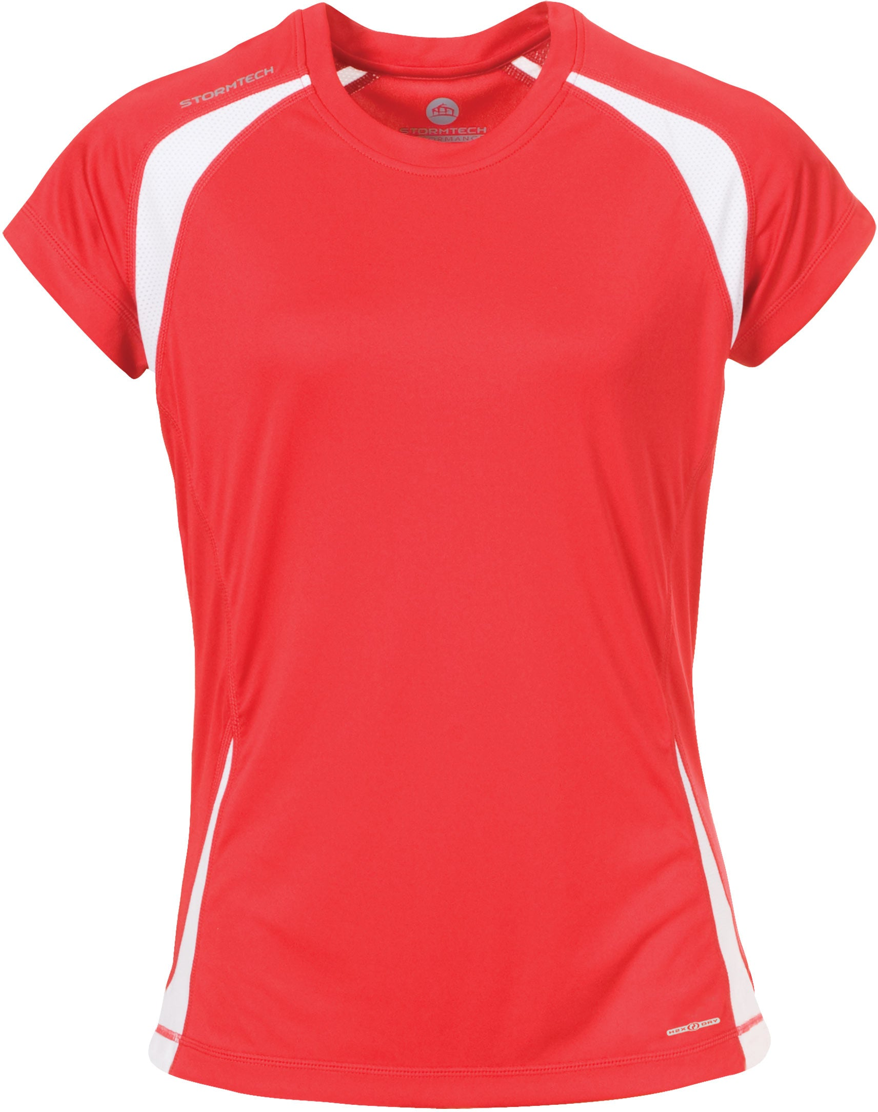 STORMTECH LADIES H2X-DRY® CLUB JERSEY TEE