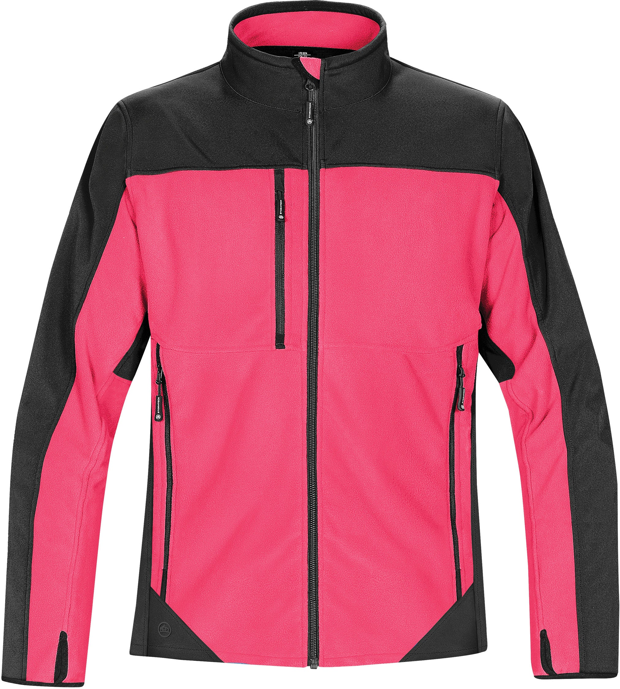 STORMTECH LADIES HYBRID FLEECE SOFTSHELL