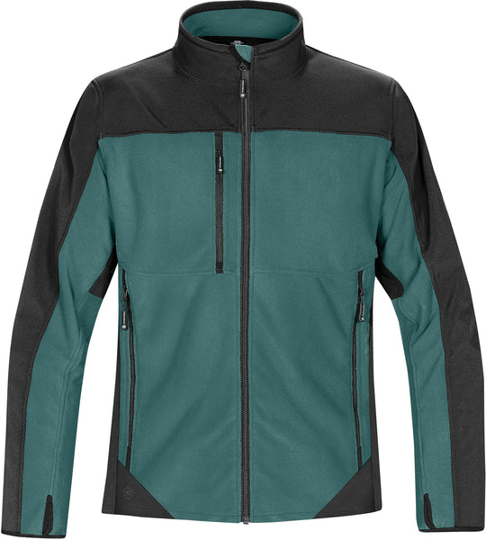STORMTECH MEN'S HYBRID FLEECE SOFTSHELL