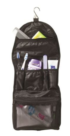 THE OVERNIGHT STOCK TOILETRY BAG