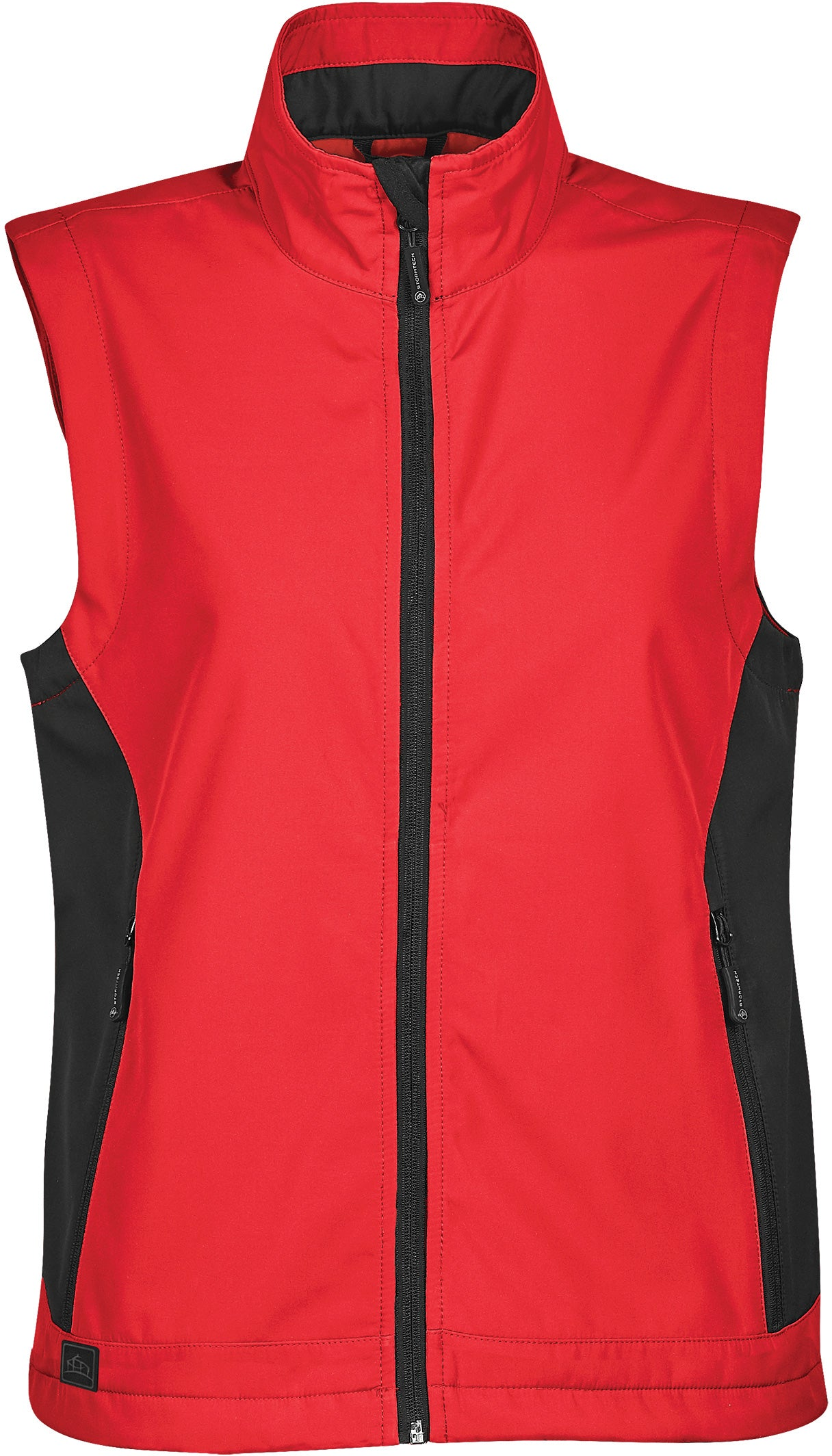 STORMTECH LADIES PULSE SOFT SHELL VEST
