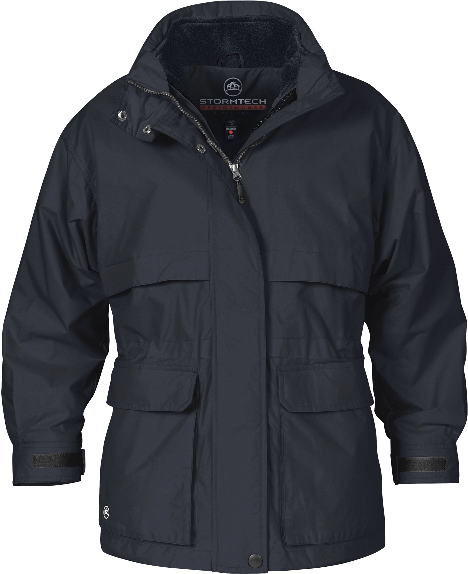 STORMTECH LADIES EXPLORER 3-IN-1 SYSTEM PARKA