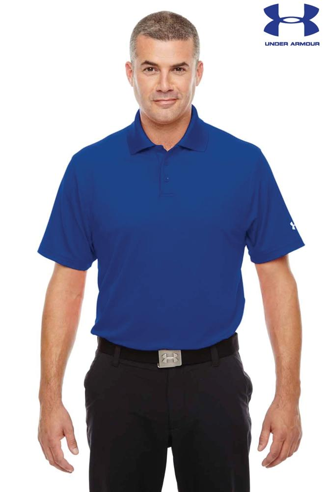 0709e6a27 UNDER ARMOUR MEN'S CORP PERFORMANCE POLO - ID Apparel