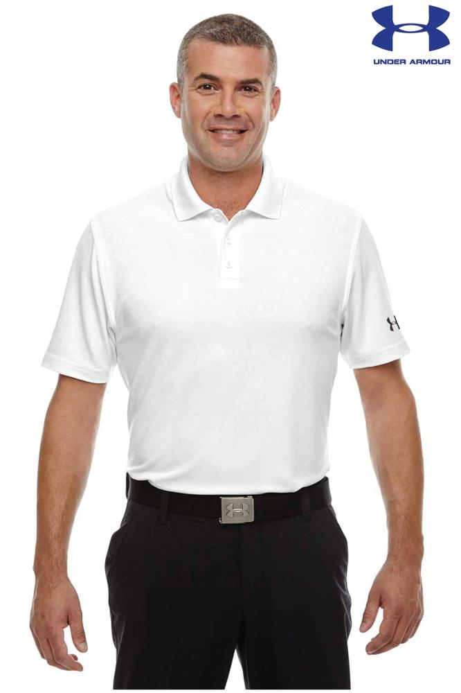 497ff9dad UNDER ARMOUR MEN'S CORP PERFORMANCE POLO - ID Apparel
