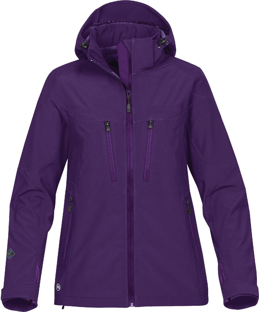 STORMTECH LADIES PATROL SOFT SHELL JACKET